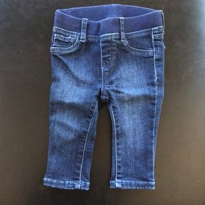 """Baby Gap """"My First Legging Jeans"""" 3-6 months"""